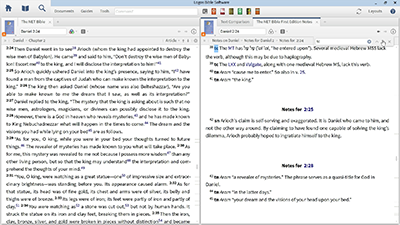 Examining Textual Variants with the NET Bible
