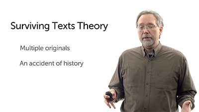 The Surviving Texts Theory