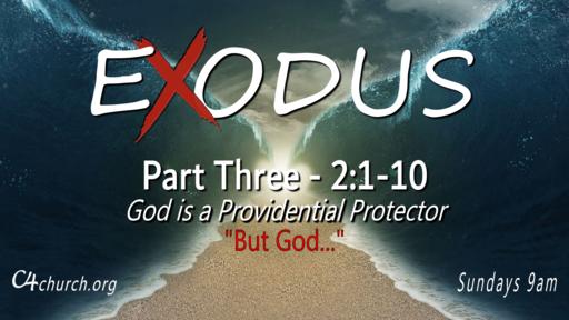 Exodus Part three, 2:1-10, Sunday January 24, 2021