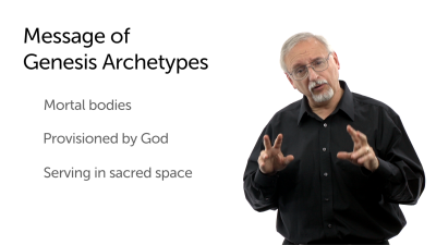 Message of Archetypes