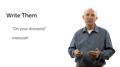 Doorposts and Gates