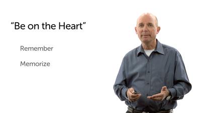Internal Medicine: Words on the Heart