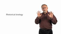 Rhetorical Strategy of Genesis