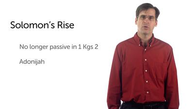 Solomon's Rise