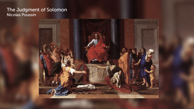Solomon's Wisdom: The Two Prostitutes
