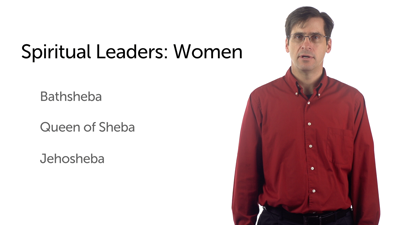 Spiritual Leadership: Women
