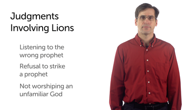Intermarriage and Judgments Involving Lions