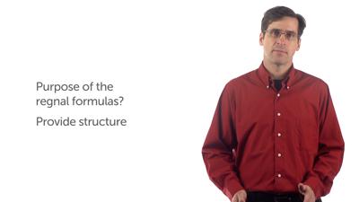 Kings and Regnal Formulas: The Purpose of Regnal Formulas