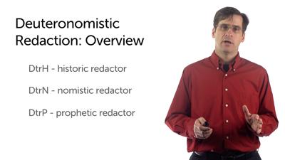 Deuteronomistic Redaction