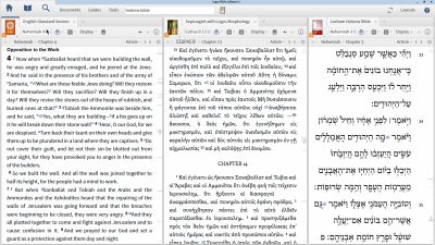 Using Bibles with Unusual Versification