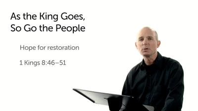 Hope for Restoration