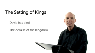 The Theme of Kings: The Demise of the Kingdom