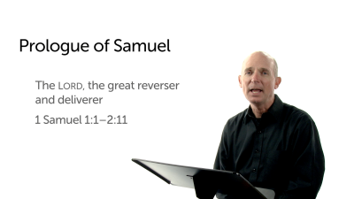 The Prologue of Samuel