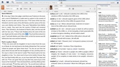 Researching Biblical Names Using Power Lookup