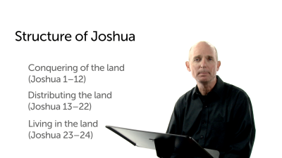 The Structure of Joshua