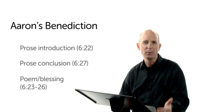 The Priestly Blessing in Numbers
