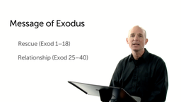 "The ""Relationship"" Message of Exodus"