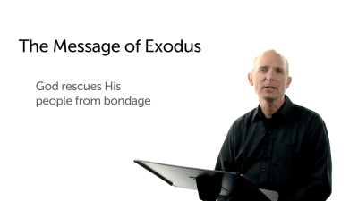"""The """"Rescue"""" Message of Exodus"""