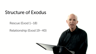 The Structure of Exodus
