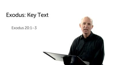 The Key Text of Exodus