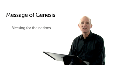The Message of Genesis