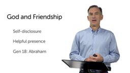 The Friendship of God