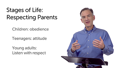 Honoring Parents through Life