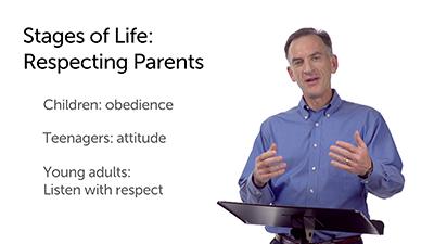 Honoring Parents through Life