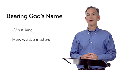 Bearing the Name of God