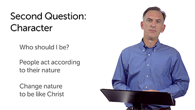 Four Ethical Questions