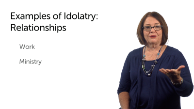 Everyday Examples of Idolatry in Our Callings
