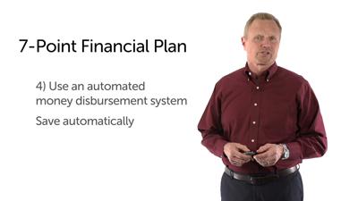 Spending Plan: Points 4–7