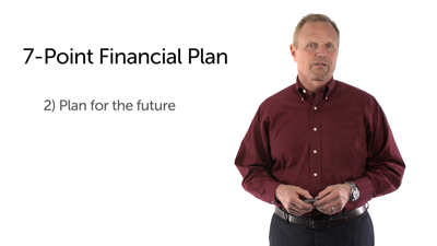 Spending Plan: Points 2–3