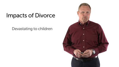 The Impact of Divorce