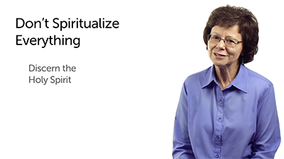 Two Don'ts for Shepherding: Overspiritualizing and Emotions