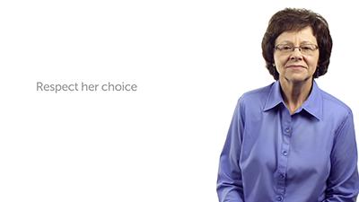 Do's for Shepherding: Respect Her Choice