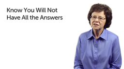 Two Do's for Shepherding: Answers and Referrals