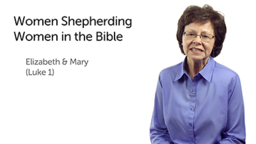 Elizabeth, Mary, and Mary