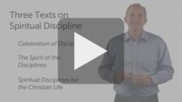 Fostering Spiritual Disciplines