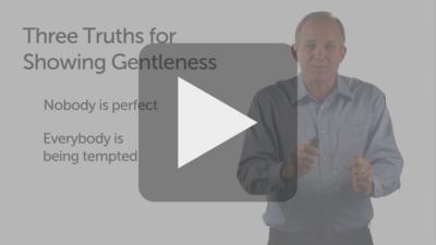 Gentleness: Learning It
