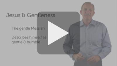 Gentleness: Following the Gentle Shepherd