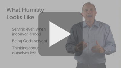 Humility: Practicing It