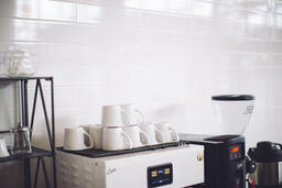 Stacked Coffee Mugs  image 2