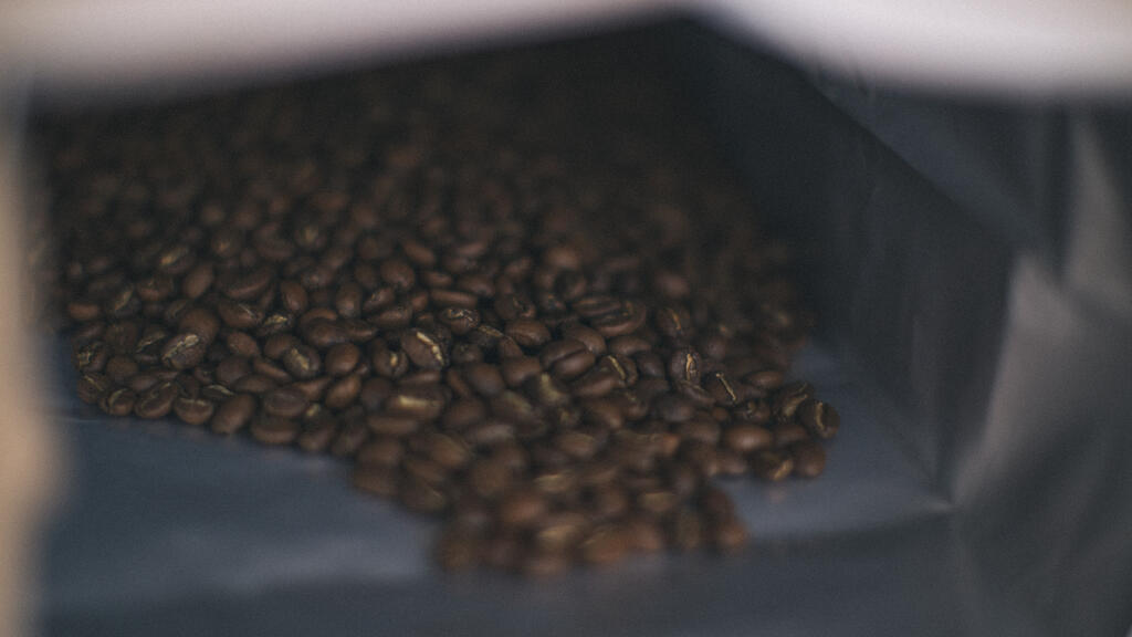 Bag of Coffee Beans large preview