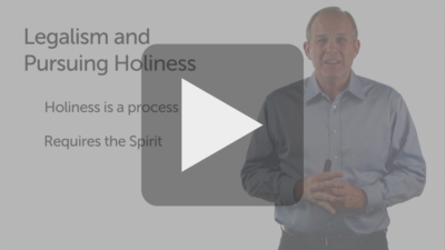 Longing for Holiness