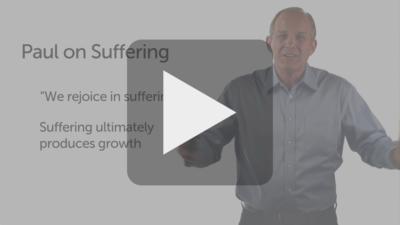 Suffering: Key to Spiritual Maturity