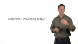 Defining Leadership