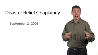 Disaster Relief Chaplains