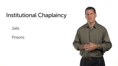 Institutional Chaplains