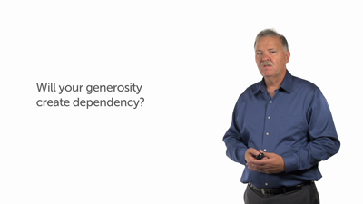 Will You Create Dependency?